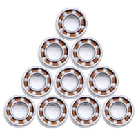 10pcs Dental Ceramic Bearing Ball Use For NSK Air Turbine High Speed Handpiece