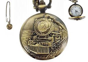 Märklin 322449 Taschenuhr aus Metall mit bedrucktem Ziffernblatt - NEU + OVP #33