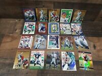 Lot Of 20 Troy Aikman Dallas Cowboys Hall Of Fame QB Football Cards