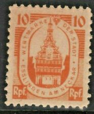 WORLDWIDE /  GERMANY /  VERY OLD STAMP  #  61P   S/F