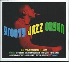 Groovy Jazz Organ - 36 Cool & Timeless Organ Classics 3CD 2014 NEW/SEALED