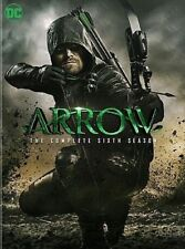 Arrow Season 6 DVD Brand New Sealed Quick & Fast Postage