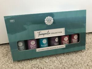 Woolzies Therapeutic Collection Set of 6 Essential Oils NIB