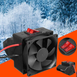 Portable 12V 300W Car Vehicle Heating Heater Hot Fan Defroster Demister Heating