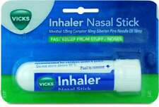 3X Vicks - Inhaler Nasal Stick - Fast Relief From Stuffy Noses