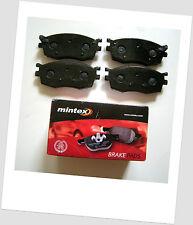MINTEX Bremsklötze vorn Hyundai ACCENT / Kia Rio II  vorn ab 2005  Bremsbeläge