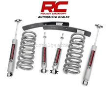 """1982-2005 Chevrolet S10 GMC S15 2WD 2"""" Rough Country Suspension Lift Kit [225N2]"""