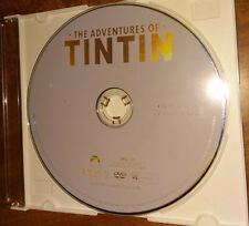 The Adventures of Tintin (DVD, 2012, paramount) ***DVD DISC ONLY***