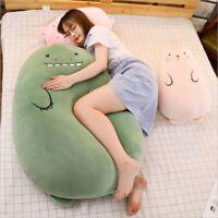 Plush Toy Soft Squishy Chubby Pillow Cute Animal Dinosaur Cartoon Cushion Gifts