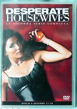 DESPERATE HOUSEWIVES - STAGIONE 2 - DISCO 5 - DVD N.01895 SLIMCASE