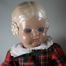 Aus Vitrinen-Sammlung: Puppe Bärbel Schildkröt 49 REP (44793)
