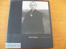ALFRED STIEGLITZ  * by GRAHAM CLARKE * Paperback book
