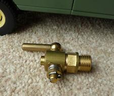 "Radiator Engine Block Drain Tap Brass 1/4"" BSP MF Ferguson TE20 Fordson Tractor"