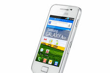 Samsung Ace Sbloccato - 3G-Webcam-Sbloccato -