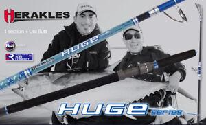 "HERAKLES CANNA HUGE 7'6"" POPPING - CASTING GR 100 - MAX DRAG 4 KG"