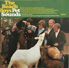 THE BEACH BOYS PET SOUNDS CD CAPITOL RECORDS 1990 FAST DISPATCH