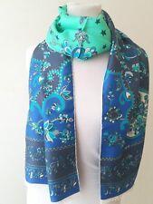 Stola Emilio Pucci scarf in seta, vintage