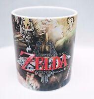 The Legend Of Zelda - Twilight Princess HD - Nintendo Game - Coffee MUG CUP