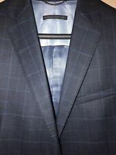 DRYKORN Anzug Gr. 98 Blau Kariert Herren Sakko Hose Anzughose wie NEU