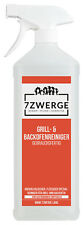1L Backofenreiniger & Grillreiniger Backofenspray Ofen Grill Rost Reiniger