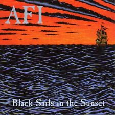 AFI Black Sails In The Sunset REMASTERED Nitro Records NEW GREY COLORED VINYL LP