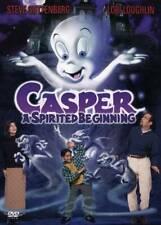 Casper - A Spirited Beginning - DVD - VERY GOOD