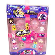 Shopkins Season 7 Join the Party  - 12 Pack (Styles vary)