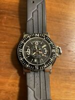 Aquanautic King Cuda TTS 300M Diver Automatic Watch