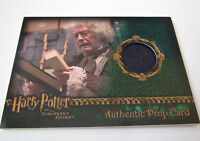Harry Potter and the Sorcerer's Stone Wand Box Blue Olivander's Prop Card SS 655