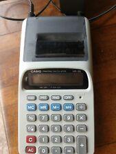 Casio Portable Printing Calculator HR-8B