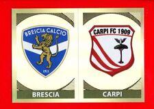 CALCIATORI 2016-17 Panini 2017 -Figurine-stickers n. 612 - CARPI SCUDETTO -New