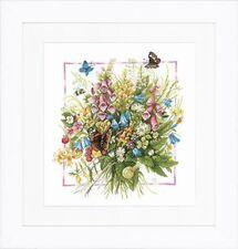 Lanarte - Counted Cross Stitch Kit - Summer Bouquet - PN-0144571