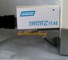 Wii to HDMI Wii2HDMI 720P / 1080P VIDEO CONVERTER ADAPTOR Full HD + 3.5MM Audio
