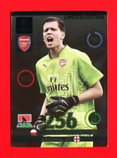 CHAMPIONS LEAGUE 2014-15 Panini - Card Limited edition - SZCZESNY - ARSENAL