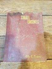 Small Engines by Billy Tracey Trouble Shooting 4 Cycle Engines Book Manual