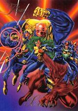 X-FACTOR / 1994 Fleer Flair Marvel Annual BASE Trading Card #83