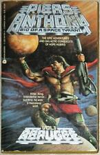 REFUGEE ~ BIO OF A SPACE TYRANT ~  VOLUME 1 ~ PIERS ANTHONY ~ VINTAGE PAPERBACK