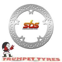 Harley FXDC Dyna Super Glide Custom 1584 2007 SBS Front Brake Disc OE 5147