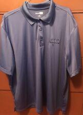 Cornerstone Cs412 Men's Royal Blue Snag-Proof Polo Shirt 4Xl with logo