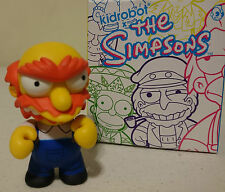 """Kidobot The Simpsons Series 2 Groundskeeper Willie 3"""""""