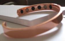 Pure Copper Magnetic Bracelet Arthritis Energy MEN WOMEN WRISTBAND NEW