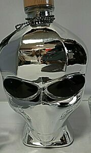 Outer Space Vodka Chrome Limited Edition