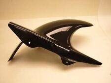 Suzuki SV650 2007-2010 Negro Brillante Plásticos Hugger por Pirámide-Kit Excelente
