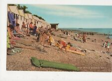 West Beach Bognor Regis Sussex Postcard 654a
