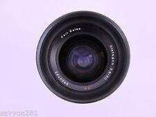 vintage Carl Zeiss lens Distagon 2.850 mm T* for Hasselblad med format camera