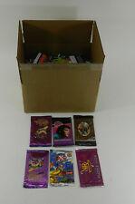 Lot of (100) Assorted Non-Sport Packs Batman Elvis Power Rangers