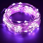 10M 100 LEDs Battery Operated Mini LED Copper Wire String Fairy Lights