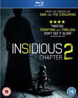 Insidious - Chapitre 2 Blu-Ray (MP1226BR)