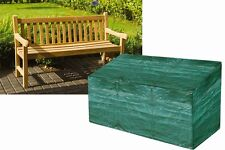 Bench Cover Garden Protector Waterproof Green Colour 3 Seater Bench Cover