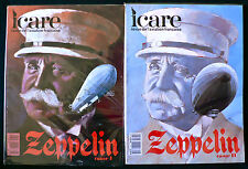 Les Zeppelin - 2 Volumes - Collectif - Eds. Icare - 1990